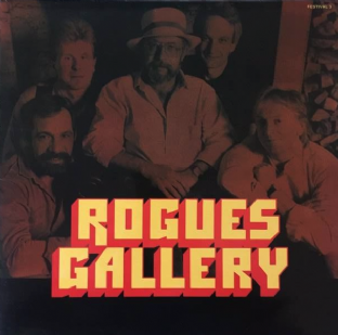 Rogues Gallery - Rogues Gallery (LP) (EX/VG+)